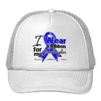 Granddaughter - Colon Cancer Ribbon Mesh Hat