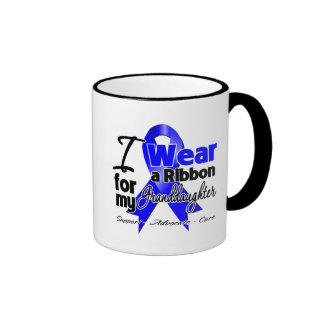 Granddaughter - Colon Cancer Ribbon Mug