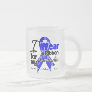 Granddaughter - Colon Cancer Ribbon Coffee Mug