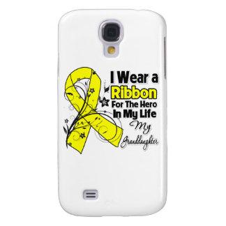 Granddaughter Hero in My Life Sarcoma Awareness Galaxy S4 Cover