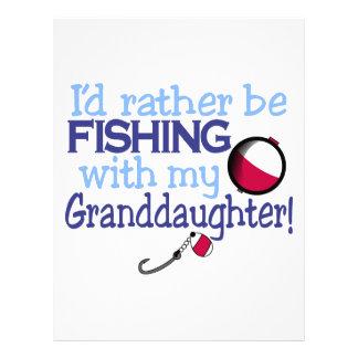 Granddaughter Letterhead