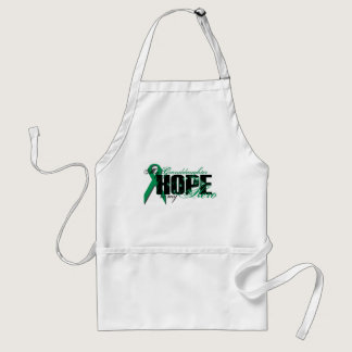 Granddaughter My Hero - Kidney Cancer Hope Adult Apron
