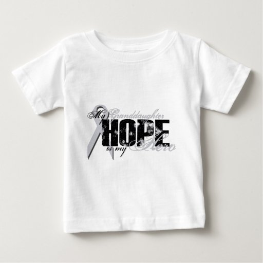 Granddaughter My Hero - Lung Hope Tshirts