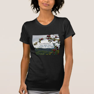 Granddaughter, You are the Apple of my eye! Shirt