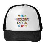 GRANDDAUGHTERS ROCK HATS