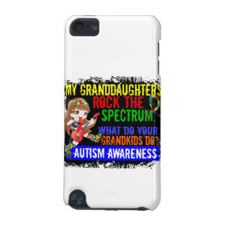 Granddaughters Rock The Spectrum Autism iPod Touch 5G Cover