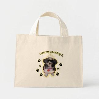 Granddog Mini Tote Bag