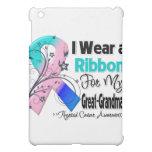 Grande-Abuela - cinta del cáncer de tiroides