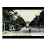 Grande Armée Paris France 1908 Vintage Postcards