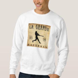 Grande béisbol 1891 de Oregon del La Sudadera