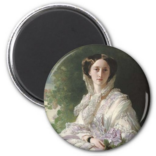 Grande duquesa Olga Imanes De Nevera