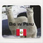 Grande en Perú Tapete De Raton