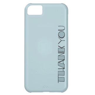 Grande gracias el iPhone azul 5 de la casamata ID™