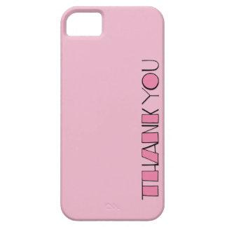 Grande gracias el iPhone rosado 5 de la casamata iPhone 5 Fundas