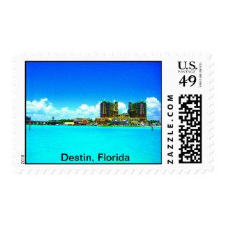 Grande hotel esmeralda de Destin la Florida Sello