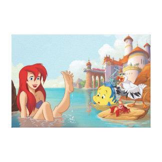 Grande ideal de Ariel el | Impresión En Lienzo