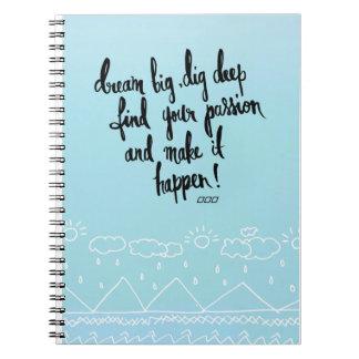 Grande ideal note book