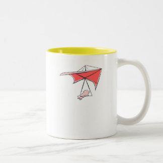 grande ideal taza dos tonos