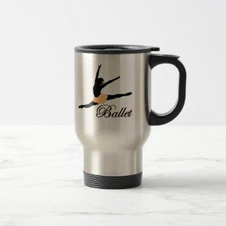 Grande Jete Ballet 15 Oz Stainless Steel Travel Mug