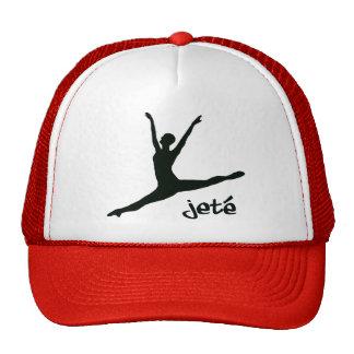 Grande Jete Cap Mesh Hats