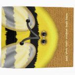 """Grande manosee el personalizado 2"""" de la abeja car"""