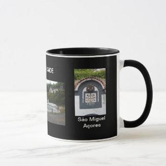 Grande taza de café de Caldeiras DA Ribeira*