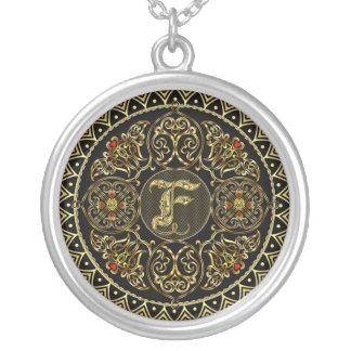 Grande vista mejor del premio inicial de F. vea la Collar Personalizado