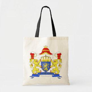 Grandes armes Pays Bas, Netherlands Tote Bag