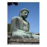 Grandes Buda - Kamakura, Japón Tarjetas Postales