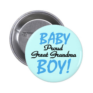 Grandes camisetas y regalos orgullosos del bebé de pin