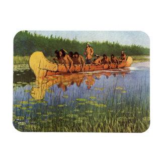 Grandes exploradores por Remington, hombres de la Imanes Flexibles