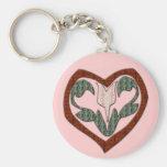 Grandes regalos del día de madres llaveros personalizados