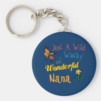 Grandes regalos para Nanas Llavero Personalizado