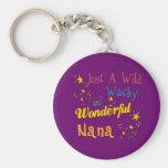 Grandes regalos para Nanas Llaveros Personalizados
