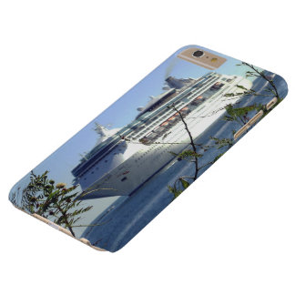 Grandeur and Greenery Barely There iPhone 6 Plus Case