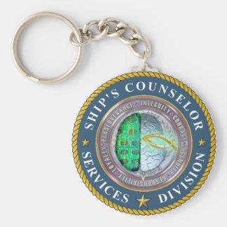 Grandeur Counselor Department Keychain