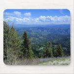 Grandeza de la montaña de Idaho Tapetes De Ratón