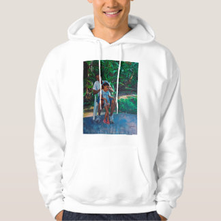 Grandfather and Child 2010 Hoodie