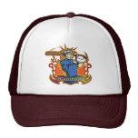 Grandfather Baseball T-shirts and Gifts Mesh Hat