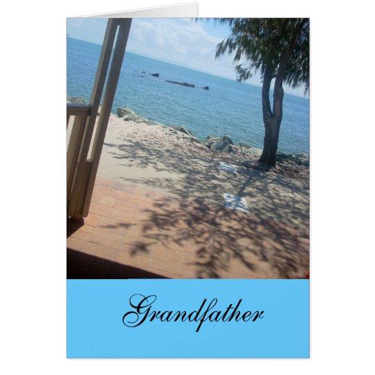 Grandfather Card
