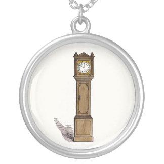Grandfather Clock Pendants
