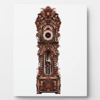 Grandfather Clock Plaque