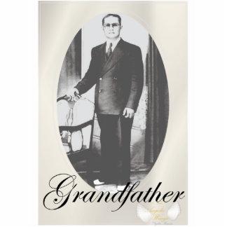 Grandfather-Customize Statuette