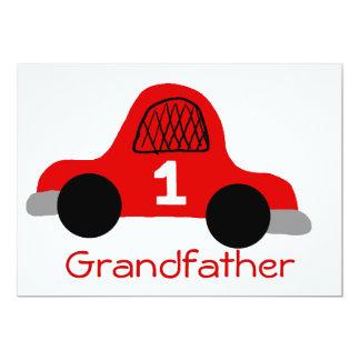 Grandfather 5x7 Paper Invitation Card