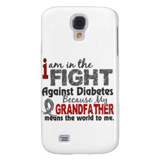 Grandfather Means World To Me Diabetes Samsung Galaxy S4 Cover
