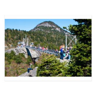 Grandfather mountain postcard