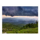Grandfather Mountain Storm Postcard
