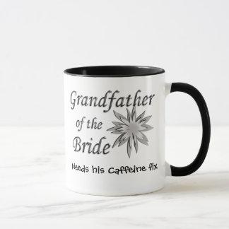 Grandfather of the Bride Mug