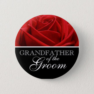 Grandfather Of The Groom Wedding Pins