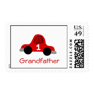 Grandfather Postage Stamps